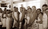 1952, 6TH MAY - ROBERT HANLEY, ANSON DIVISION, MY CLASS, COOKS TO THE GALLEY.