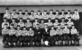 1953, 9TH JUNE - ALAN COURTMAN, SOME TO COLLINGWOOD AND SOME TO HAWKE 45 MESS, 312 CLASS, 11.
