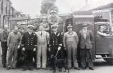 1953, 17TH NOVEMBER - DAVID KENT, RODNEY, 16 MESS, 76 CLASS, 1939 AUSTIN FIRE TRUCK..jpg