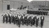 1954, 15TH NOVEMBER - BRIGHAM YOUNG, BLAKE DIVISION, INSTR. PIGU HANCEY, CAPT. MICHAEL LE FANU. 2..jpg