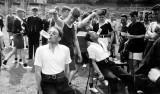 1955 - DOUG SMITH, RODNEY, 16 MESS, SPORTS DAY, GI GUS GAUSDEN ON THE BOTTLE..jpg
