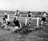 1955 - DOUG SMITH, RODNEY, 16 MESS, SPORTS DAY, STEEPLE CHASE..jpg