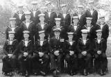 1956 - GRENVILLE, 9 CLASS, INSTR. CPO BLOXHAM, I AM ON HIS LEFT..jpg