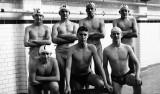 1956, 4TH SEPTEMBER - RICHARD BRONIMAN, 101 RECR., HAWKE, 47 MESS, HAWKE WATER POLO TEAM