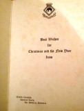 1972, 4TH SEPTEMBER - STEVE SHERBIE BARRETT, 37 RECR., HAWKE, 38 MESS. D