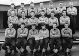 1958, 7TH JANUARY - BARRY CUCKOW, 10 RECR., 382 CLASS, THEN FROBISHER, 36 MESS, 392 CLASS, DETAILS BELOW, 02.