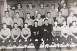 1960 - MICHAEL GREEN, BLAKE, 8 MESS, 52 CLASS, LT. WAVISH, BEN HANCOCK, PRE. XMAS LEAVE..jpg