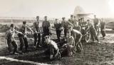1960 - MICHAEL GREEN, BLAKE, 8 MESS, FIELD GUN PRACTICE, LOWER PLAYING FIELD..jpg