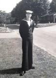 1960, 1ST APRIL - IAN DAVIS, 30 RECR., HARDY MESS, SHIPS BOOK NO. 5308, INSTR. CPO WEST..jpg
