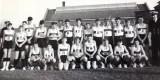 1961, SEPTEMBER - DUSTY T. MILLAR, 286 CLASS, 49 MESS, HAWKES WINNING CROSS COUNTRY TEAM.