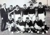 1961, 13TH MARCH - GEORGE McDONALD, 39 RECR., COLLINGWOOD OR GRENVILLE HOCKEY TEAM..jpg