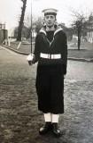 1961, 30TH APRIL - GENE STARRATT, 40 RECR., MYSELF AS GUARD COMMANDER..jpg