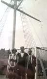1961, APRIL - BILL THOMAS, 40 RECR., ANNEXE TIGER, THEN BENBOW, 02.