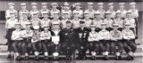 1962, 3RD SEPTEMBER - BILL VINCE, 52 RECR., HAMPSHIRE MESS ANNEXE, I AM IN FRONT ROW 2ND FROM LEFT..jpg