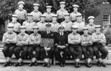 1962, SEPTEMBER - JOE BATES, 03, EXMOUTH, 81 CLASS, DIV. OFFICER LT. CDR. BANFORD, INSTR. C.G.I. WHITE