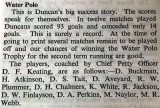 1963 - DAVID CHALMERS, DUNCAN'S ALL CONQUERING WATER POLO TEAM - NAMES..jpg