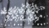 1963 - MICHAEL KELLY, COLLINGWOOD, 35 MESS, FIELD GUN TEAM, I AM FRONT ROW EXTREME LEFT. PAUL BROOKMAN IS MIDDLE ROW ON LEFT.