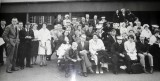 1963 - NORMAN HUNT, PARENTS' DAY,  SITTING FRONT ROW DUE PLASTER JUST OFF MY LEG, MUM AND DAD TO MY LEFT..jpg
