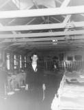 1963 - TREVOR HOLMES' PHOTO OF PADDY HOLDEN, DRAKE, 40 MESS, 920 CLASS. 11..jpg