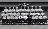 1963, 15TH JULY - ALAN DEARIN, ANNNEXE, DREADNOGHT,  ALSO ALAN MILLAR, 4TH FROM RIGHT BACK ROW, THEN, EXMOUTH, 261 CLASS.