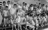 1963, 7TH OCTOBER - IAN HARVEY, DRAKE DIVISION, AT THE POOL 1964.