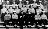 1963, 7TH OCTOBER - IAN HARVEY, DRAKE, 80 CLASS. IAN SEATED 1ST RIGHT