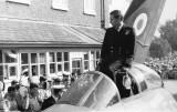1963-65 - CAPT. B.C.G. PLACE, V.C., D.S.C. LEAVING HMS GANGES.jpg