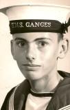 1964, AUGUST - DAVID PARROTT, BLAKE, 63 CLASS, 5 MESS, 01.
