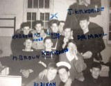 1964, 22ND SEPTEMBER - ALBERT CALLAND, GRENVILLE, 22 MESS, SOME OF THE BOYS IN THE MESS..jpg