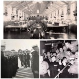 1964, 24TH AUGUST - RALPH EDWARDS, DRAKE, 39 MESS, 268 CLASS, INSTR. CRS NOBBY CLARK., SOME MORE PHOTOS.