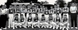 1965 - MICHAEL F. WATSON, HIGH BOX TEAM, PARENTS DAY, I AM 3RD RT. FRONT ROW, E. GUDGEON IS 5TH RT. BACK ROW, PTIs  - L-R LDG SE