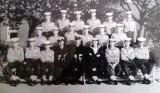 1965, 29TH SEPTEMBER - STEVE SYLVESTER, 79 RECR., DUNCAN, 60 CLASS, I AM 2ND LEFT TOP ROW..jpg