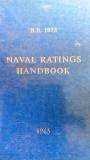 1965 - TIM JINKS, NAVVAL RATINGS HANDBOOK, B.R. 1938..jpg