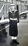 1965, 17TH JANUARY - IAN BARDEN, GUARD COMMANDER, COLLINGWOOD GUARD..jpg