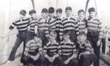 1965, 26TH APRIL - DANNY STREATHER, 75 RECR., COLLINGWOOD, 35 MESS, 220 AND 221 CLASSES, AT THE BOAT PIER..jpg