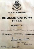 1966, 11TH JULY - WILLIAM VAUGHAN, COLLINGWOOD, 253 CLASS, COMMS PRIZE..jpg