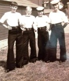 1966-67 - JIM ARMSTRONG, 84 RECR., ANSON, ARMSTRONG, BEAVEN, JONES, WILLIAMS, THE FAB FOUR..jpg
