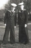1966-67 - PHILLIP LAWRENCE WHITEMAN, KEPPEL, 4 MESS,79 CLASS, I AM ON LEFT AND PAUL BRADLEY ON THE RIGHT..jpg
