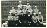 1966, 13TH SEPTEMBER - STEVE SCHOLES, 87 RECR., EXMOUTH, 971 CLASS, 43 MESS.