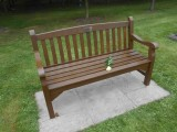 2017, AUGUST - CAPT DUNLOP'S BENCH 2 REFEURB COMPLETE..jpg