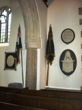 2018, MARCH - MYLOR CHURCH 3 - CORNWALL DIV. STANDARD ON THE LEFT LAID UP..JPG