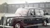 1961, APRIL - BILL THOMAS, 40 RECR., ANNEXE TIGER, THEN BENBOW, 07. QUEENS VISIT 1961.
