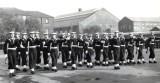 1966, 14TH NOVEMBER - CHRIS KNIGHT, 89 RECR., CAPT'S GUARD, MARCH PAST..jpg