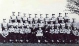 1970, AUGUST -DAVE M. INSKIP - 19 RCR,. BULWARK AND THEN FROBISHER, I'M MID. ROW 5TH FROM LEFT,