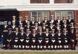 1975, 11TH MARCH FRANK SUTER, RESOLUTION DIV., GUARD, 2 CLASSES COMBINED DUE THE LURGY..jpg
