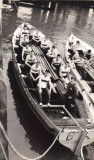 GRAEME THOMAS KERR - LATE 71 - EARLY 72, BLAKE CUTTER CREW  PREPARING TO ROW OVER TO HARWICH AND BACK..jpg