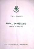 1976, 6TH JUNE - IAN GILLARD, FINAL DIVISIONS AND PASSING OUT PARADE, A.