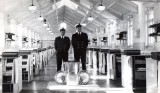 1964, SEPTEMBER - IAN McINTOSH, BLAKE, 8 MESS, PO's CLUTON AND SMITH