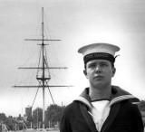 IVAN HAWARD - 1965 OR 1964, GWYN CHARLTON, BUTTON BOY..jpg