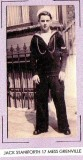1952 - JACK STANIFORTH, GRENVILLE, 17 MESS.